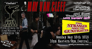 LiveNudeGeeks:THE STRANGER AND THE GUNFIGHTER (live riff tonite)