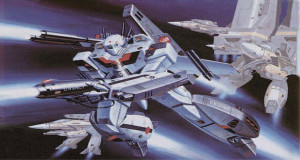 'Hollywood Gang' set to produce live action 'Robotech' film