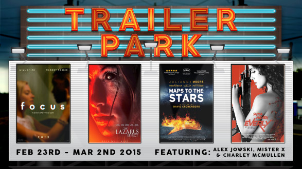 Movies for the Week of February 23rd, 2015