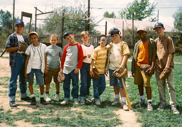 the sandlot movie The coming-of-age movie was centered around a group of young baseball  players enjoying their summer of 1962 in the san fernando valley.